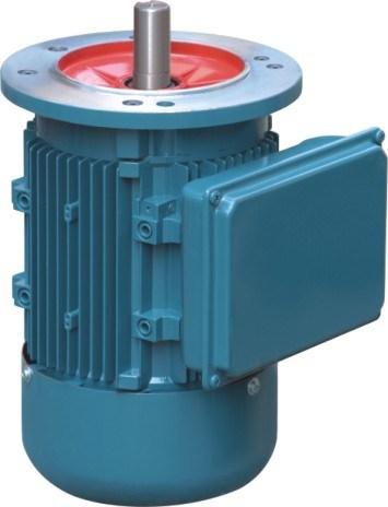 Single-Phase Aluminium Frame IP55 Motor in Versions Start+Run Capacitors