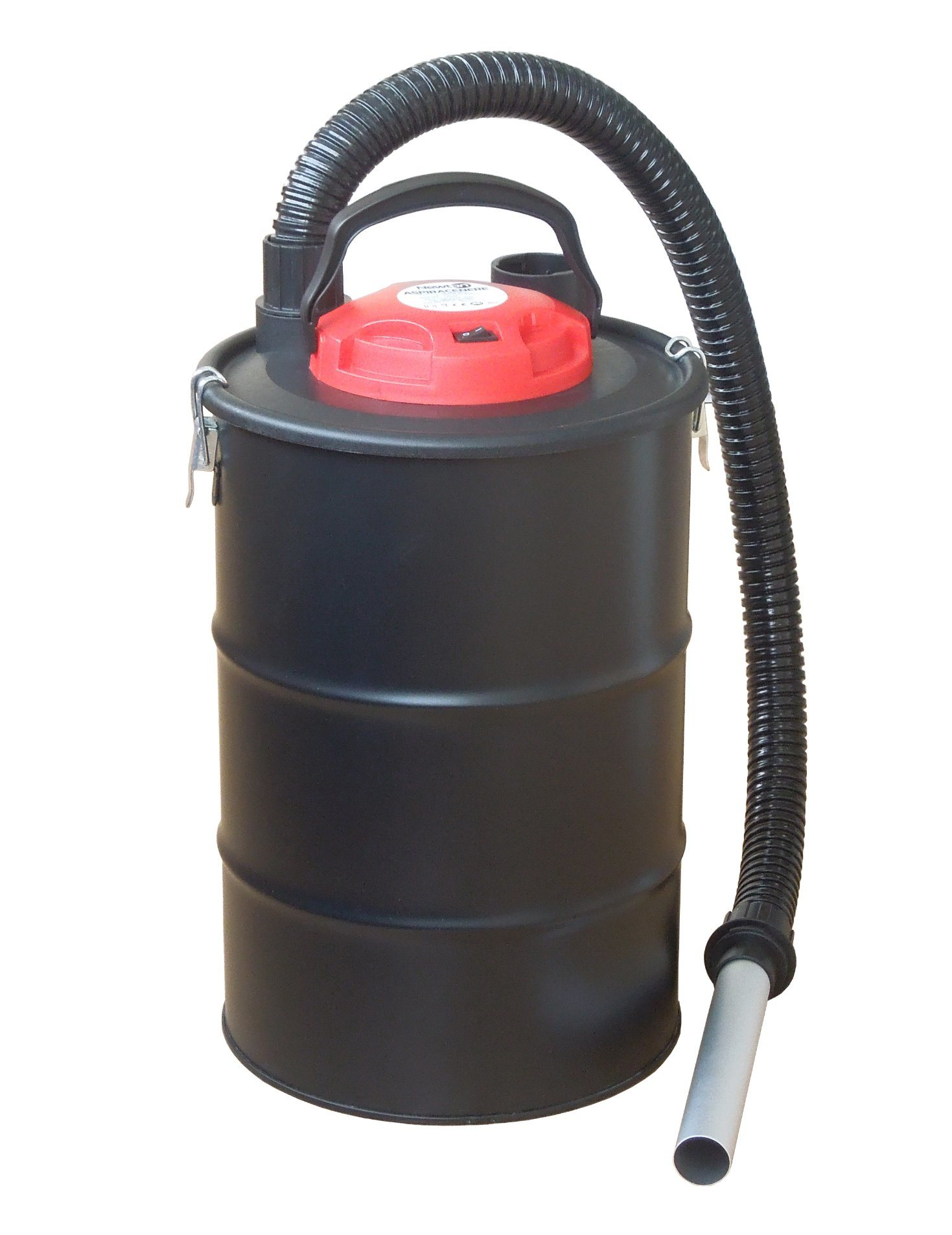502-23L Dry Dust Fireplace Ash BBQ Ash Vacuum Cleaner with Blowing with or Without Wheelbase