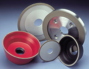 CBN and Diamond Grinding Wheels, Superabrasives