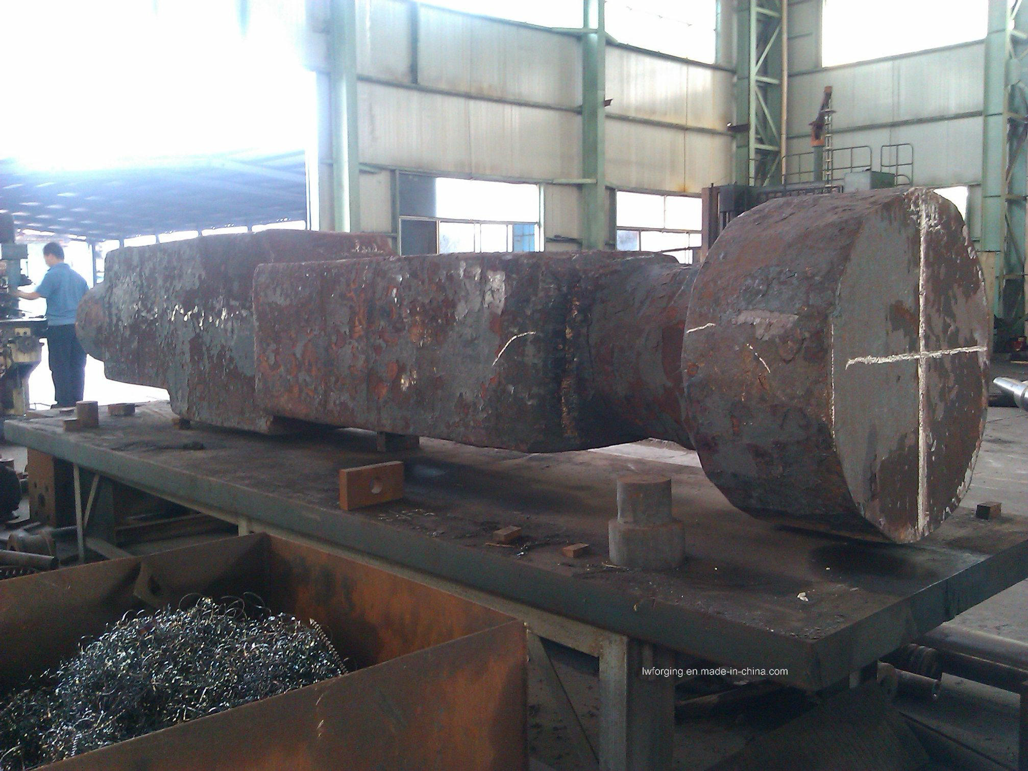 Forged Crank Shaft Eccentric Shaft