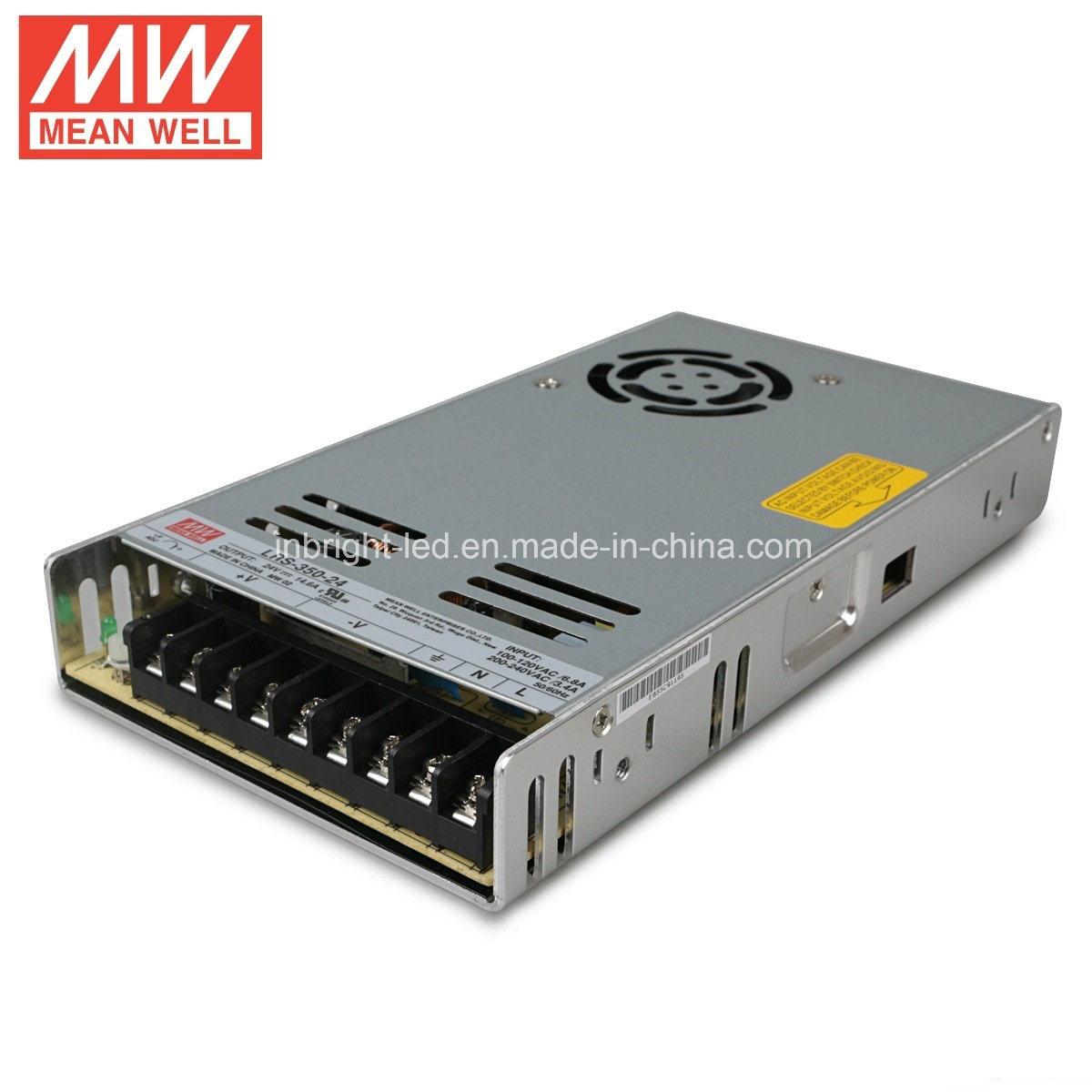 350W 12V Non-Waterproof Lrs-350-12 LED Transformer for LED Strip Light