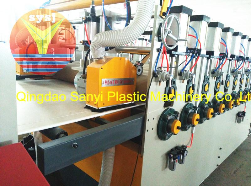 Plastic Machine PVC Celuka Foam Board Extruder Line/ PVC Sheet Extruder