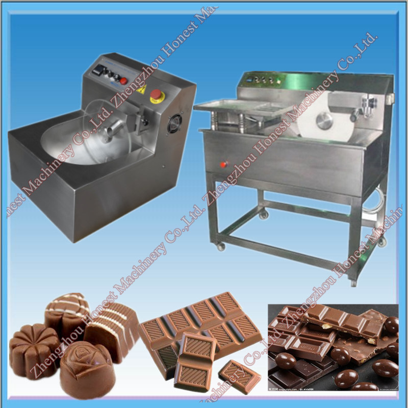 Automatic Chocolate Machine with High Quality
