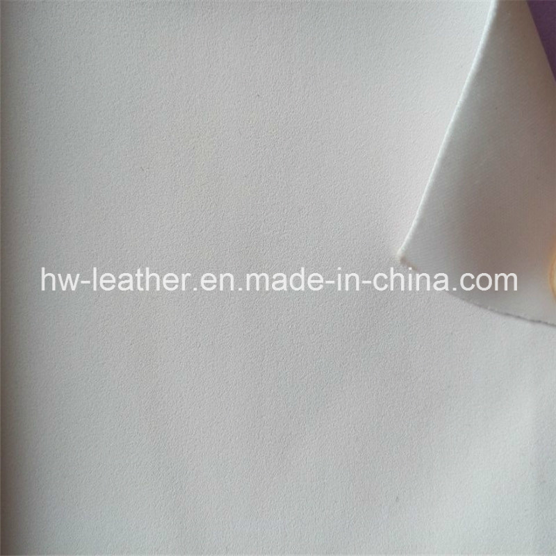High Quality Nubuck Leather for Sports Shoes (HW-947)