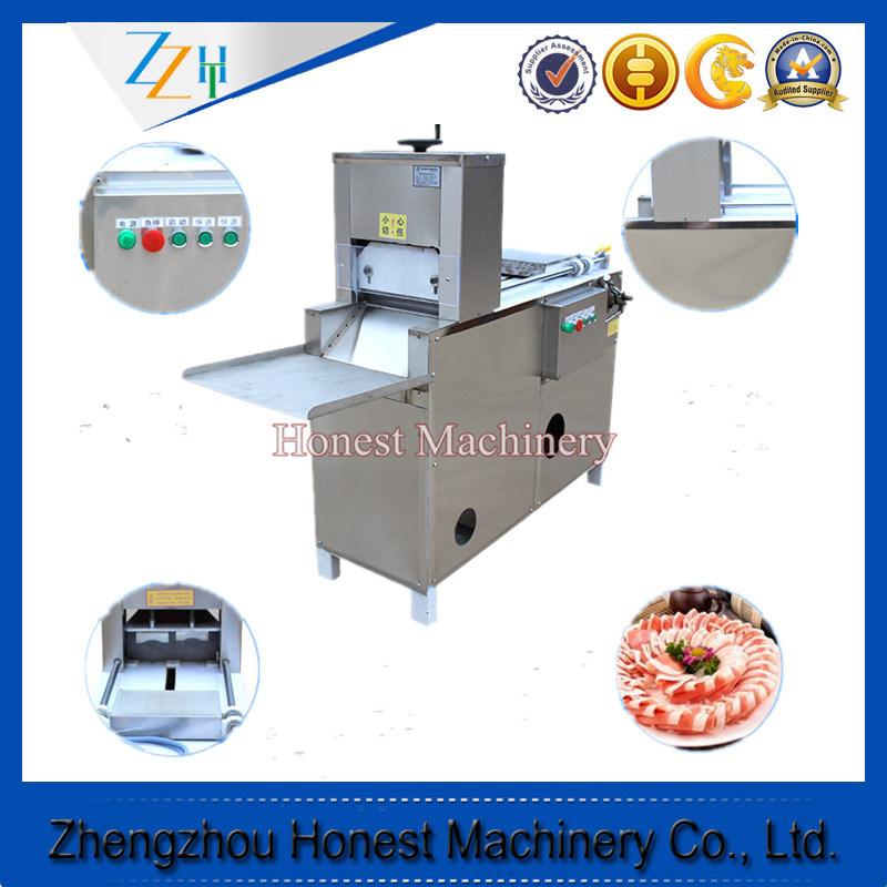 2017 Hot Sale Meat Slicing Cutting Machine