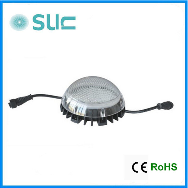 Outdoor LED DOT Light by DMX Controll