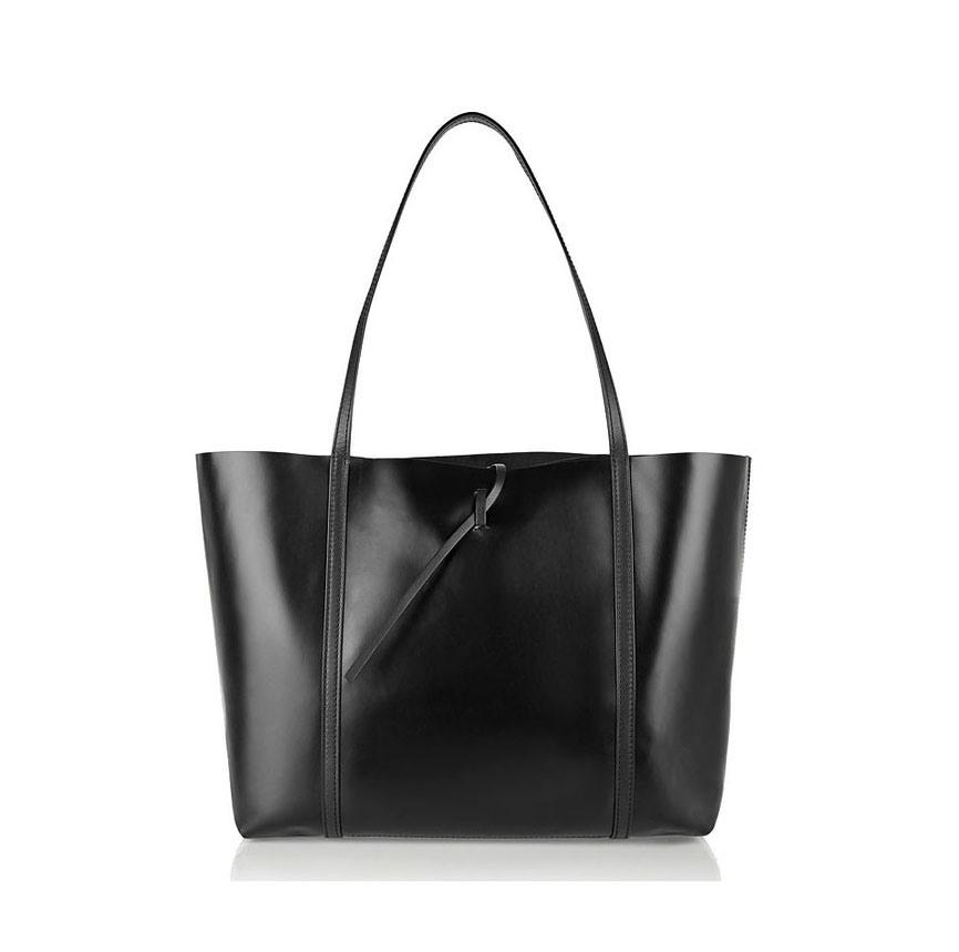 Big Volume Cheap Priceleather Handbags Designer Handbags (LDO-15804)