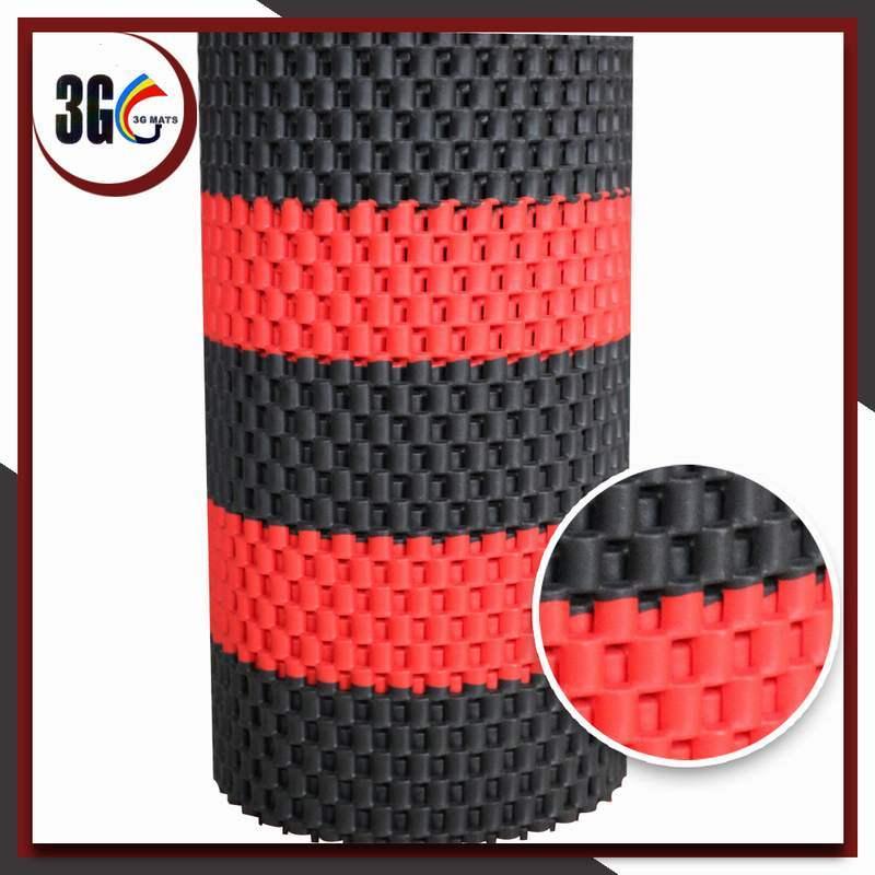 PVC Double Color Anti-Slip Mat (3G-D HALF CHAIN)
