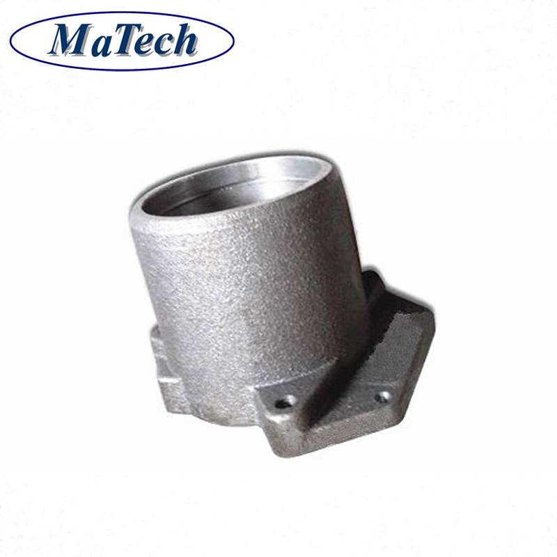 Foundry High Chrome Ggg 42 Ductile Cast Iron Housing