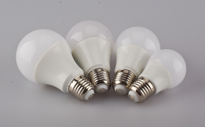 LED Bulb Light, LED Aluminum Mixed Plastic Bulb