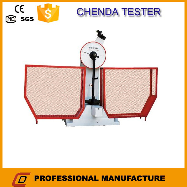 300 J Semi-Automatic Impact Testing Machine+Impact Strength Testing Machine