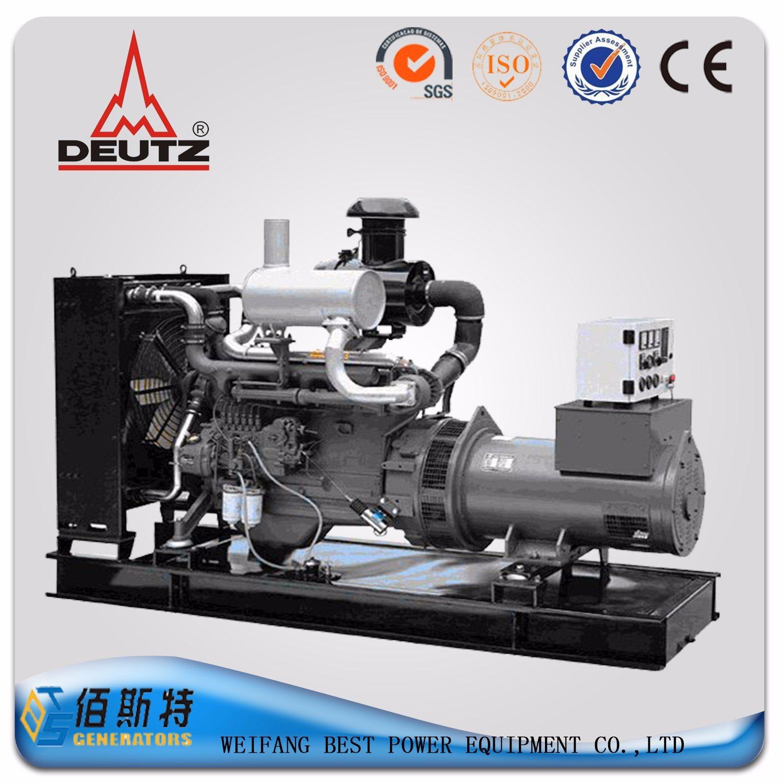 China Deutz Brand 400V 75kw 93 75kVA Diesel Electric Generator Set