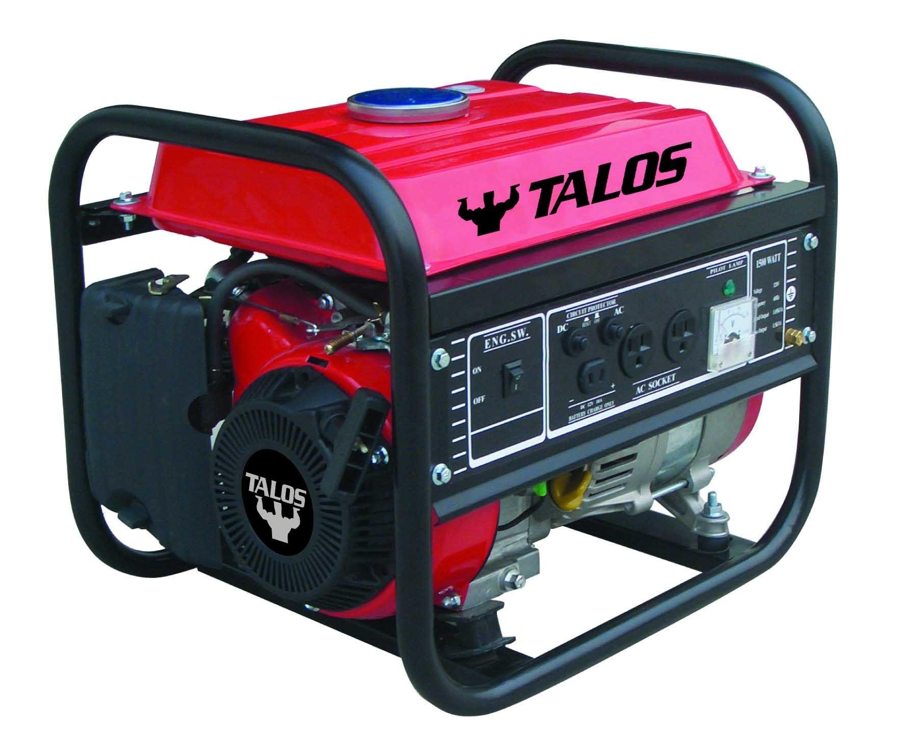 1 kVA Portable Gasoline Power Generator (TG1200)