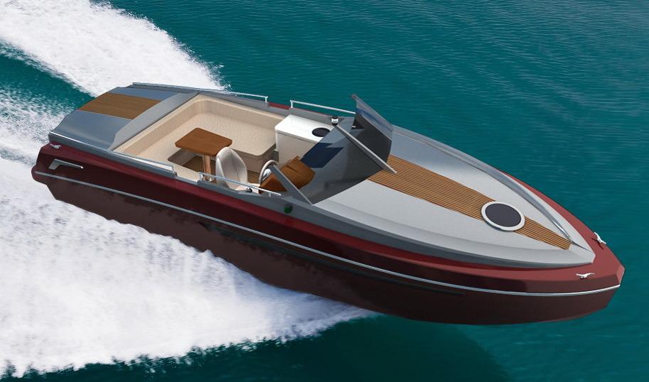 Seastella 30ft Luxury Boat