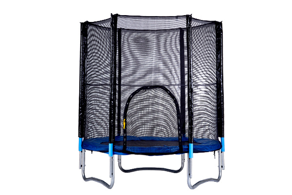 Trampoline for Kids and Adults Indoors & Outdoors Fitness Equipment