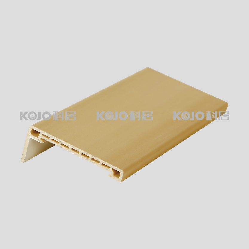 Environmental Protection WPC Door Frame Architrave (G2-8510)