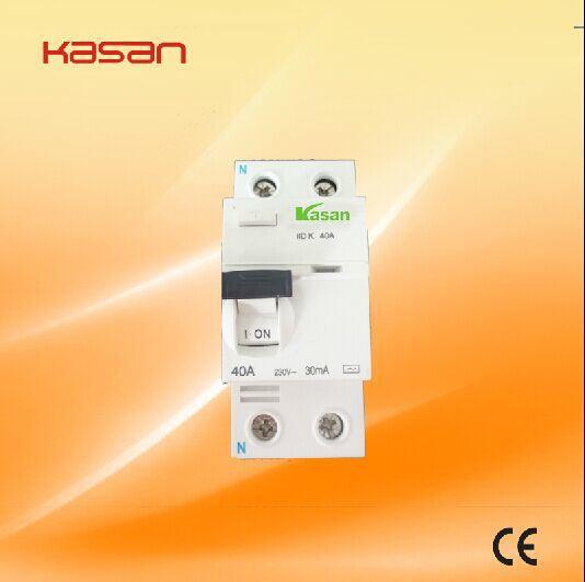 Iidk Residual Current Circuit Breaker New ID RCCB