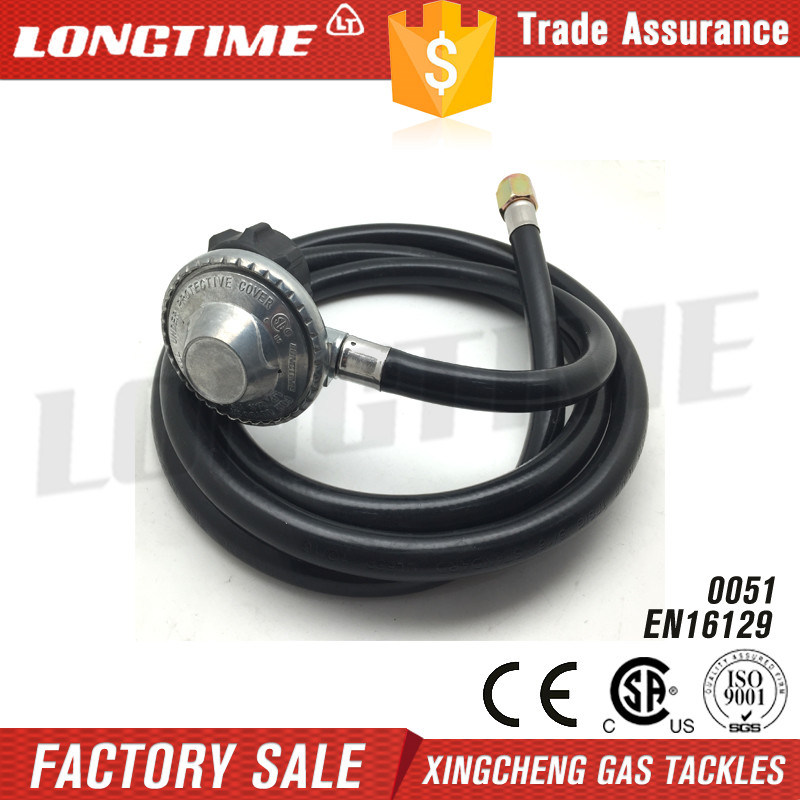 LPG Gas Pressure Regulator for Fire Fit Table/Patio Heater