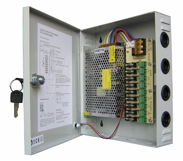 Power Supply Cctv Power Supply
