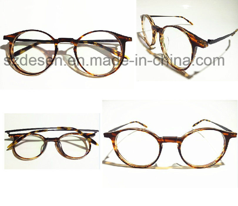 Wholesale Promotional Super Thin Round Frame Antique Eyewear Frame