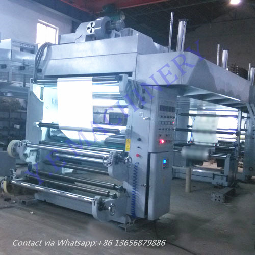 2 Layers PLC Control Dry Laminating Machine (LA-K)
