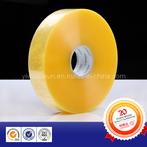 Industrial Packing Tape for Machine Use (BK010)