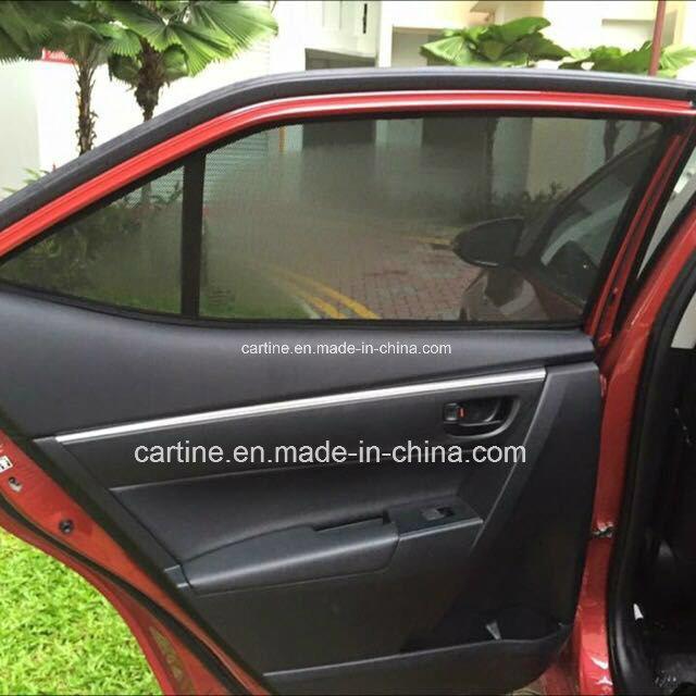Custom Fit Shade Mesh Car Sunshade for Proton Alaz