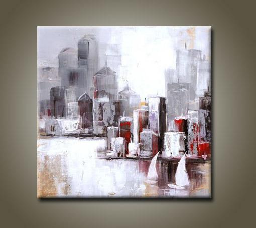 Xiamen colourful art craft co limited fournisseur de peinture l - Peinture a l huile abstraite ...