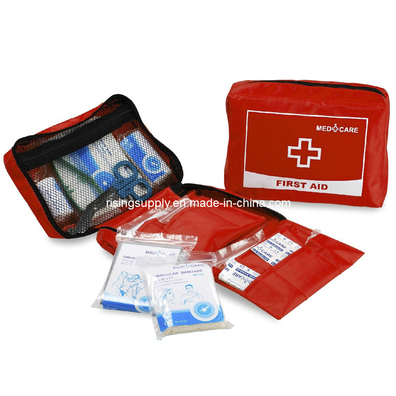 Travel First Aid Kit (HS-028)