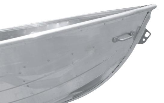 V Bass Aluminium Boat (V14)