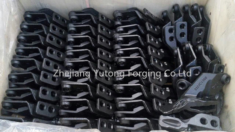 Komatsu Cat Daewoo Excavator Parts Steel Forging for Bucket Teeth 13
