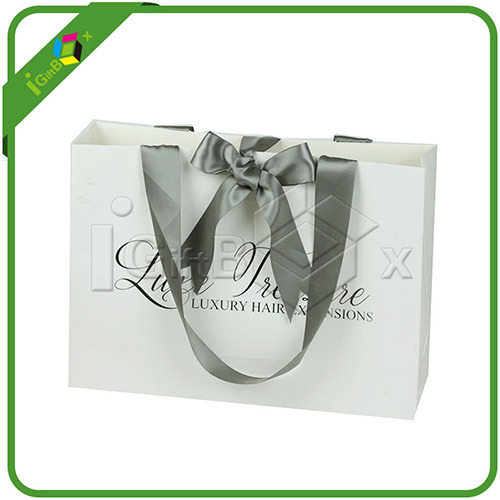 Custom Logo Printed Gift Bags Wholesale