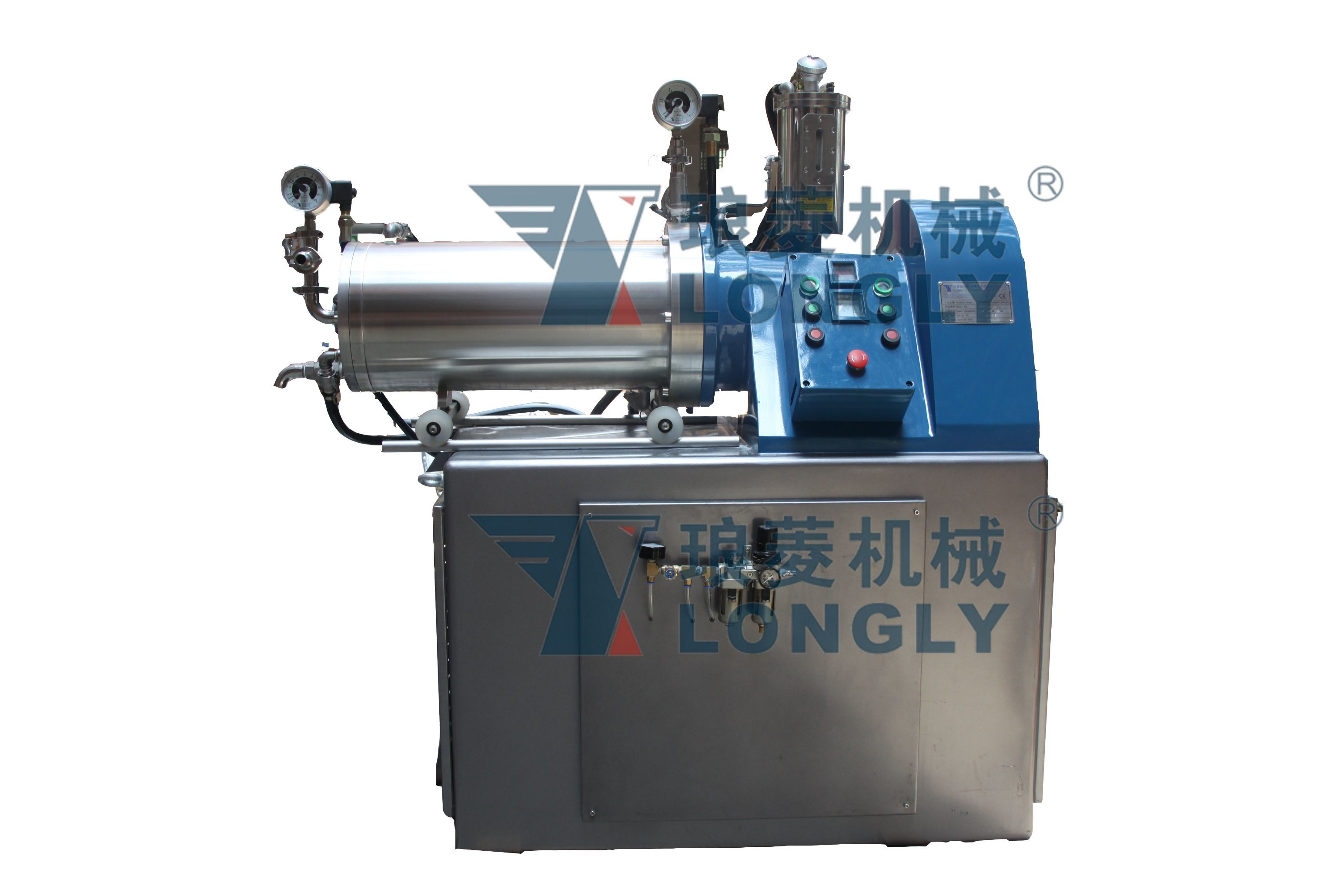 LSM -30B Disk Type Horizontal Bead Mill