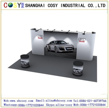 Advertising Display Stand Pop up