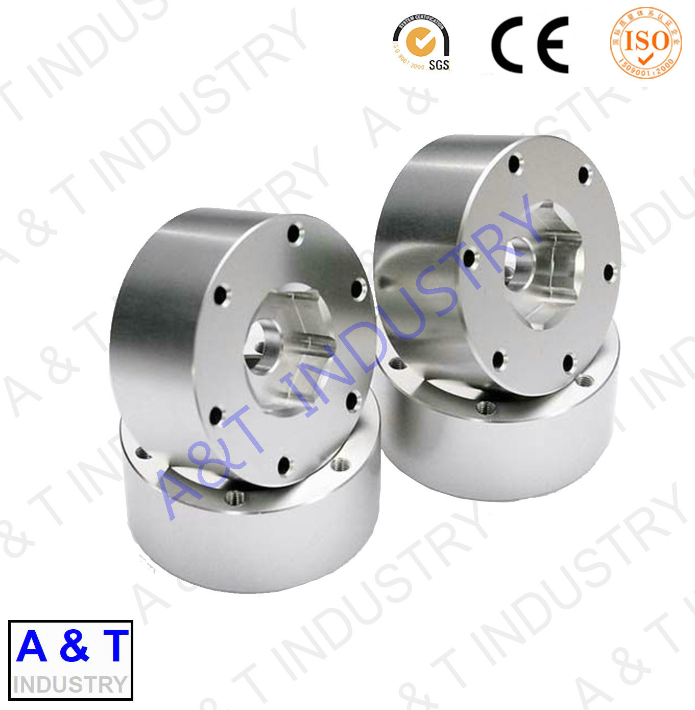 Hot Sale CNC OEM ODM Precision Turning Part with High Quality
