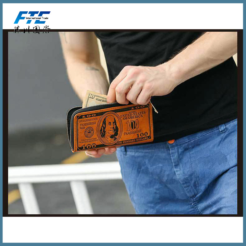 PU Certificate Quality Business Outdoor Travel Mobile Card Holder