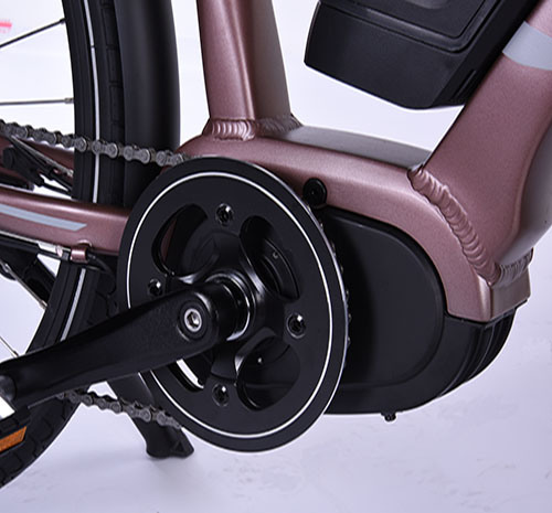 Electric Bicycle with 700c Tyre 28""