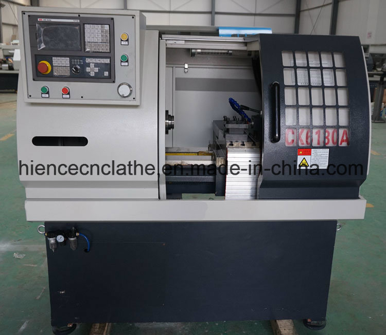 Economic CNC Machine Metal Turning Lathe Ck6125A