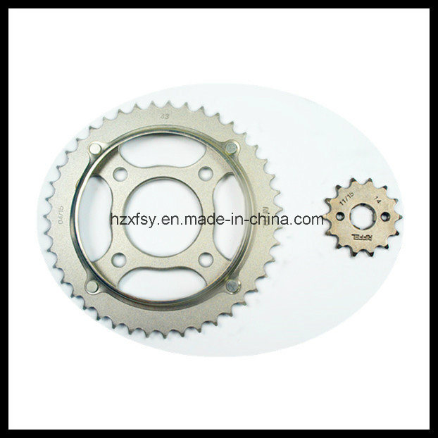 Cg 125 Today/Titan Sprocket Sets for YAMAHA