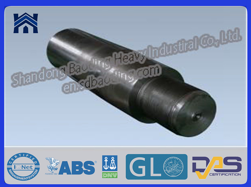 The Output Shaft, Hot Forging, 42CrMo,
