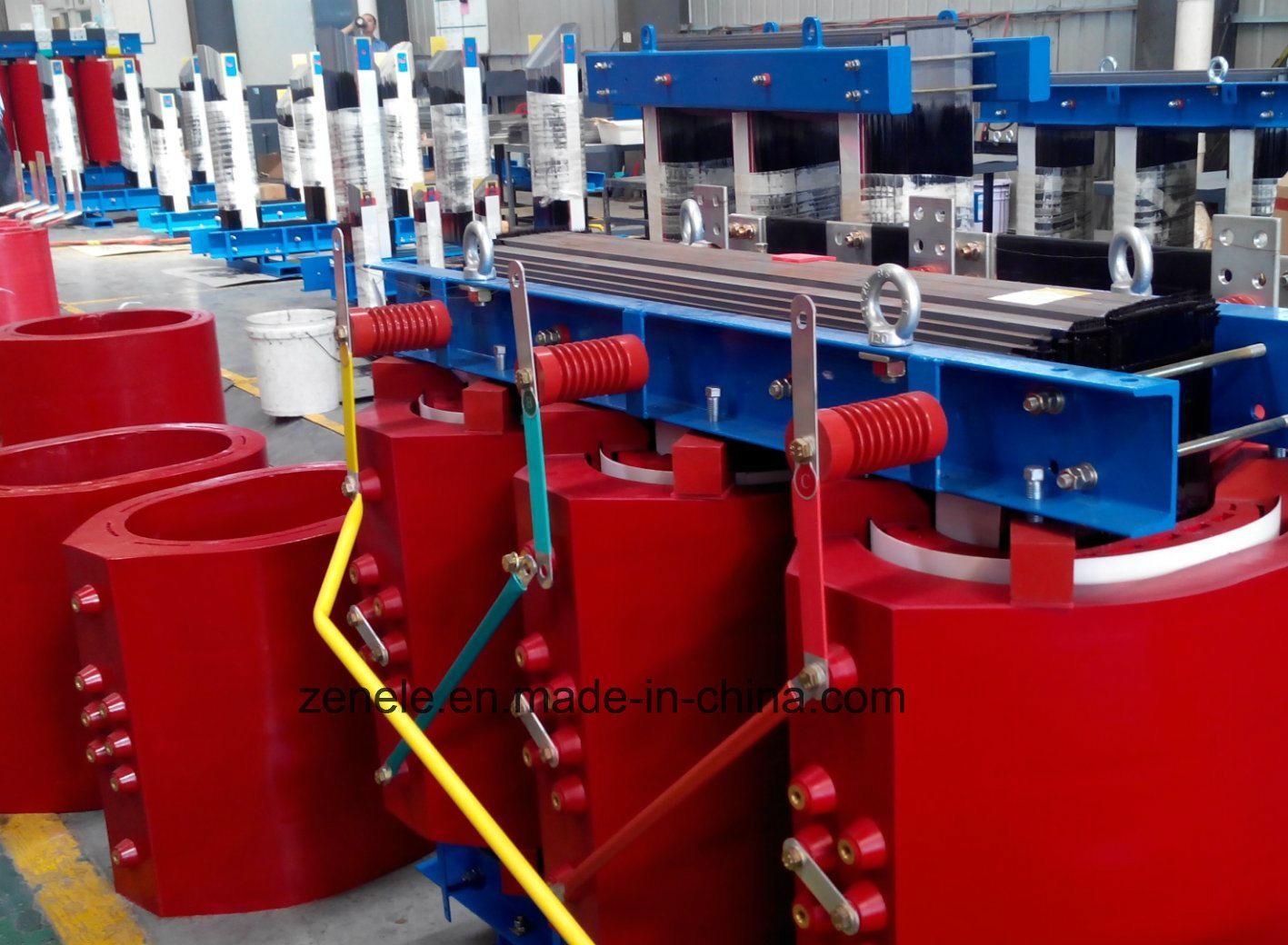 Scb10-630kv Three-Phase Dry Type Transformer
