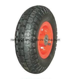 8 inches Pneumatic Rubber Wheel (PR0820)