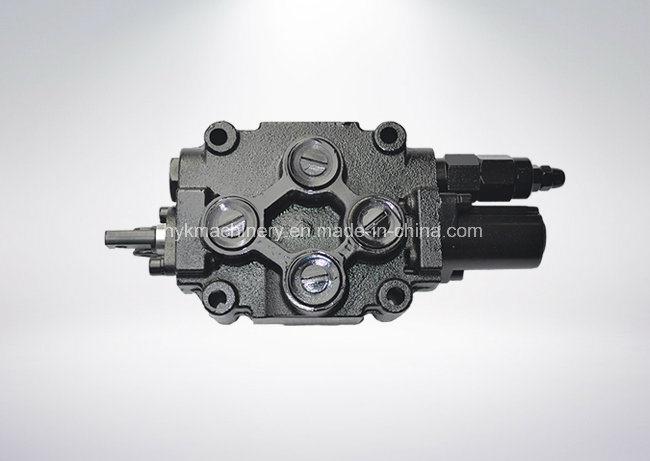 One Spool Hydraulic Monoblock Control Industrial Valve Manufacturer Brake Valve