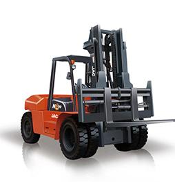 10ton Diesel Forklift Truck with Isuzu 6bg1 Diesel Engine