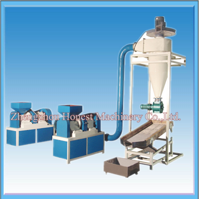 Rubber Grinding Tire Machine with Environmental Protection