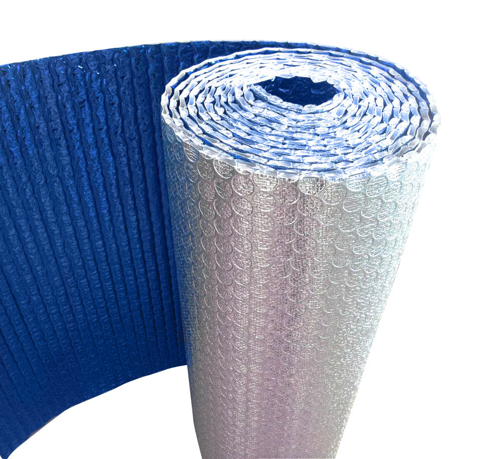 China aluminum foil woven thermal insulation materials