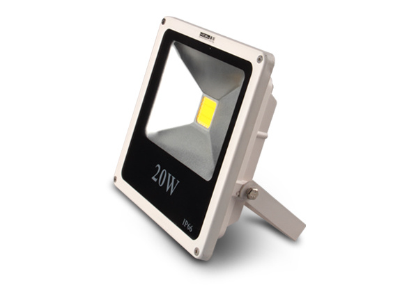 LED Slim Flood Light 20W Outdoor Lighting