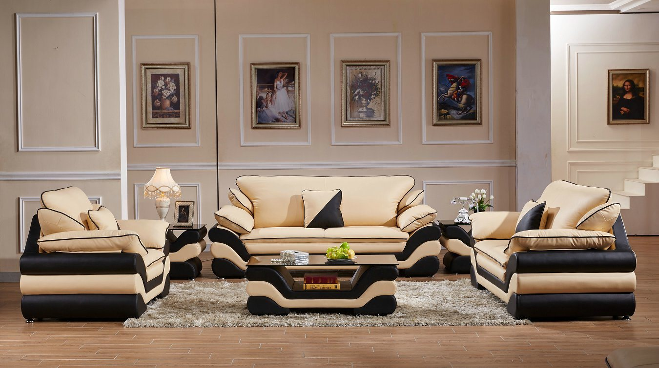 Modern Living Room Leather Sofa for Modern Sofa Furniture /Couches