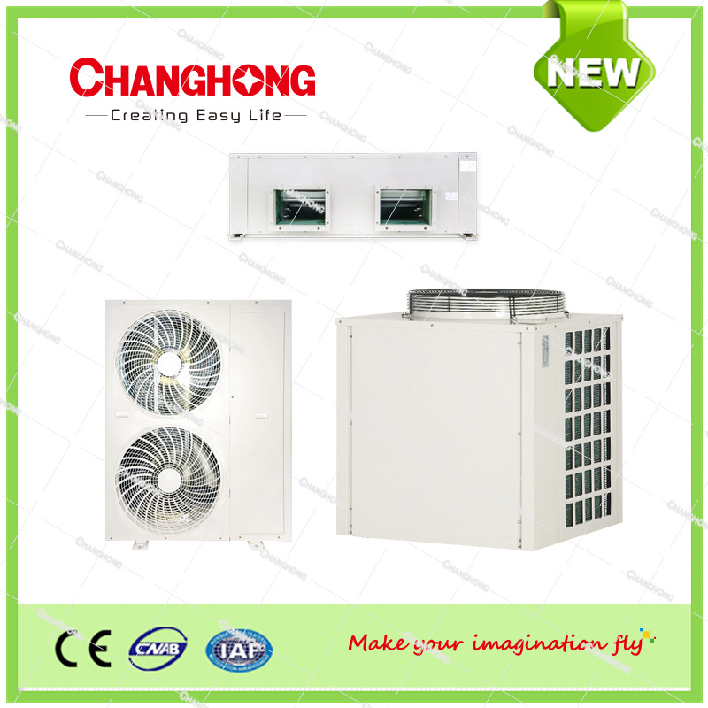 10kw-22kw Commercial Air to Air Ducted Split Unit Air Conditioner