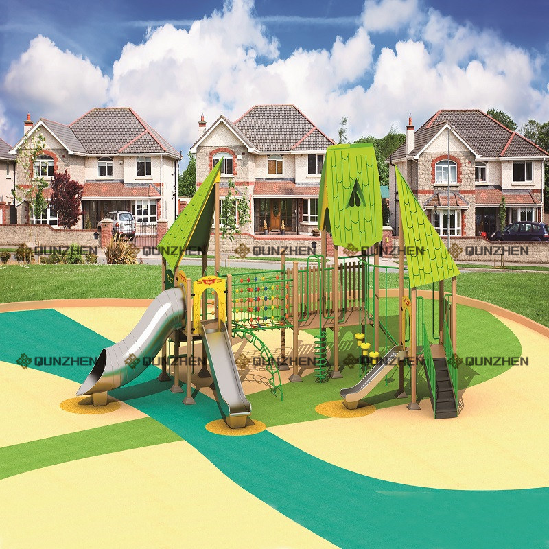 Special Design Safety Nice and Large Outdoor Playground